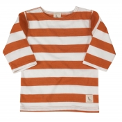 Bold Stripe T-Shirt in Organic Cotton