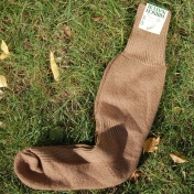 Knee High Luxury Thick Camelhair Socks