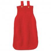 Knitted Organic Merino Wool Sleeping Bag By Disana Knitted