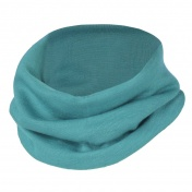 Children's Snood In Organic Merino Wool & Silk