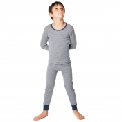 Extra-Soft Organic Wool/Silk Base-Layer for Children