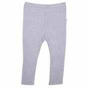 Organic Cotton Fine Rib Long Johns