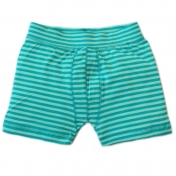 Stripy Boxer Shorts in Soft Organic Cotton