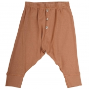 Billy Trousers in Softest Organic Cotton Jersey