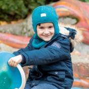 3c7881ebb Child's Balaclava in Softest Merino Wool Fleece | Online at ...