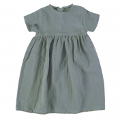 Pretty Muslin Dress in Organic Cotton