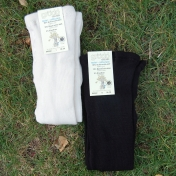 Women's Tights in Organic Wool and Cotton