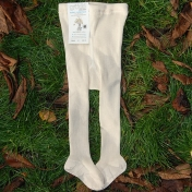Organic Cotton Baby Tights