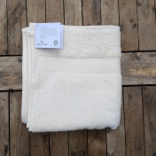 100% Organic Cotton Hand and Face Towel