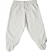 Finn Footed Pant in Organic Cotton