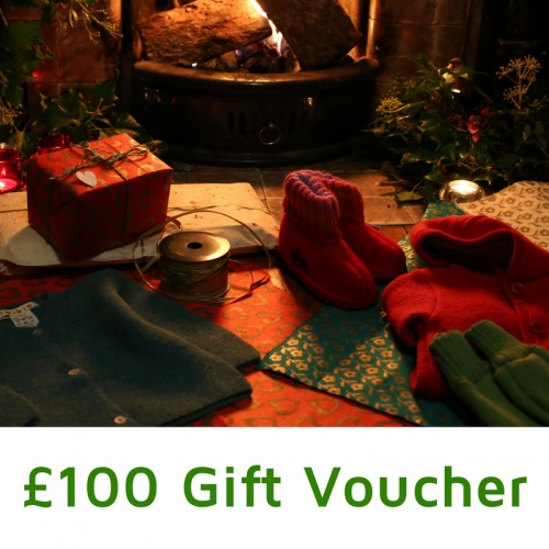 One Hundred Pounds Gift Voucher