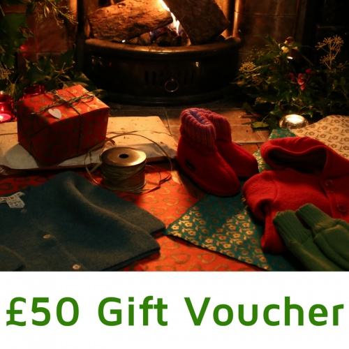 Fifty Pounds Gift Voucher