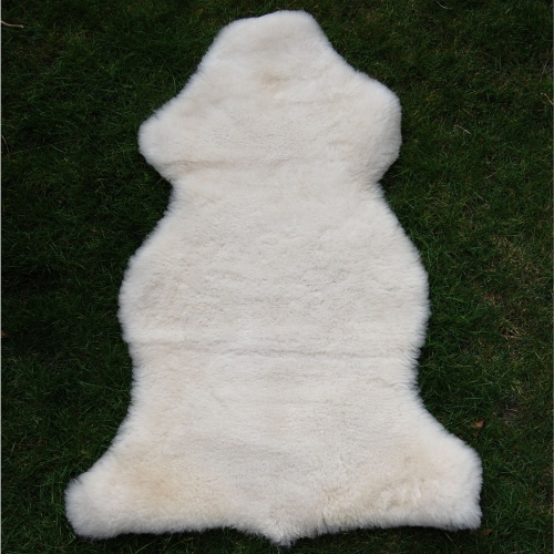 Vegetable-tanned Baby-safe Sheepskin Rug