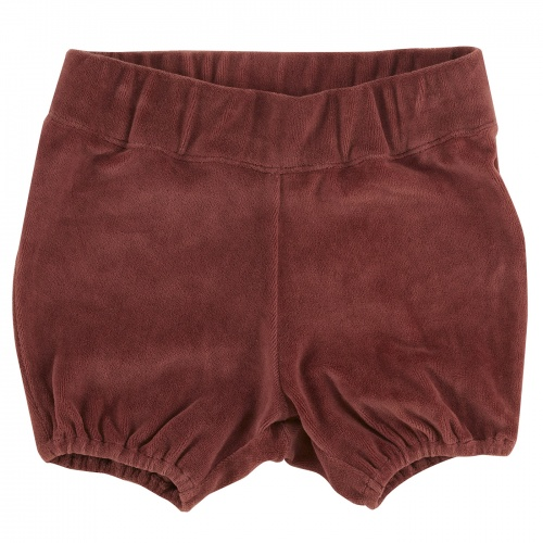 Soft Organic Cotton Velour Baby Bloomers
