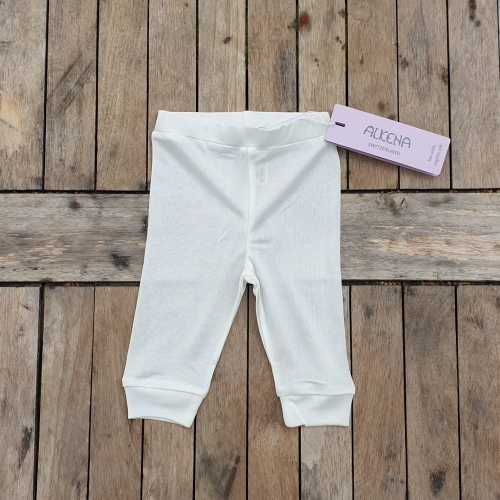 Organic Filament Silk Baby Leggings