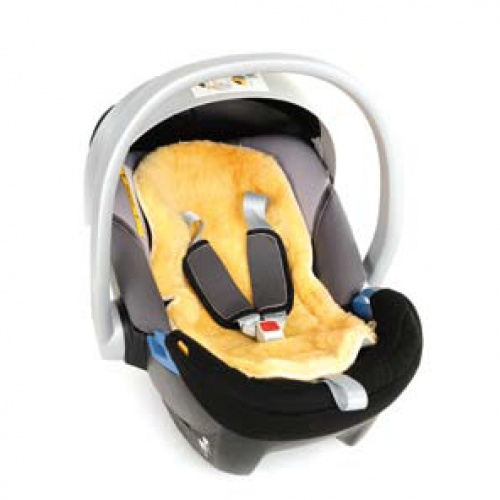 Sheepskin Buggy and Carseat Liner