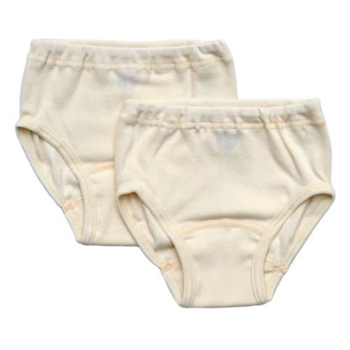 2-Pack - Organic Cotton Children's Pants