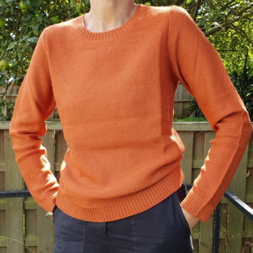 Women's Softest Baby Alpaca Jumper