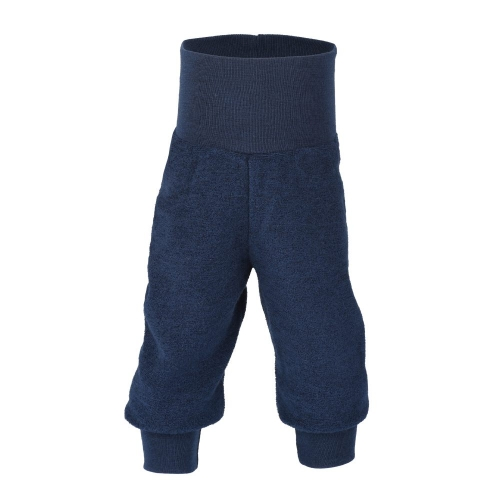 Most Comfy Baby Trousers in Organic Merino Wool Terry