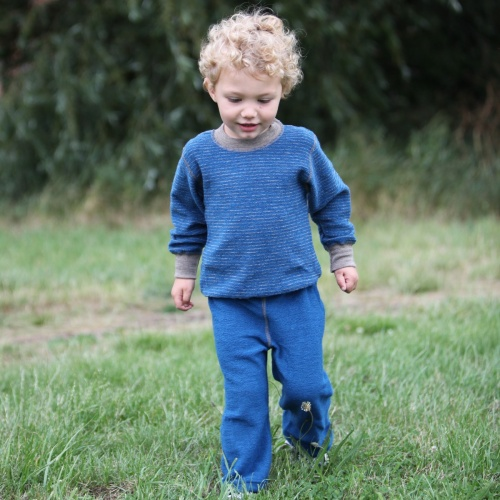 Super Soft Merino Wool Children's Pyjamas