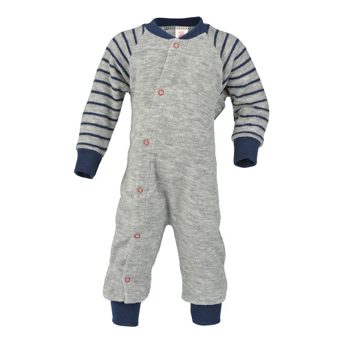Babygrow / Pyjamas in Merino Wool
