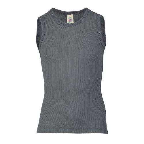 eb2eccaf0 Organic Merino Wool Vests and Tops for Children