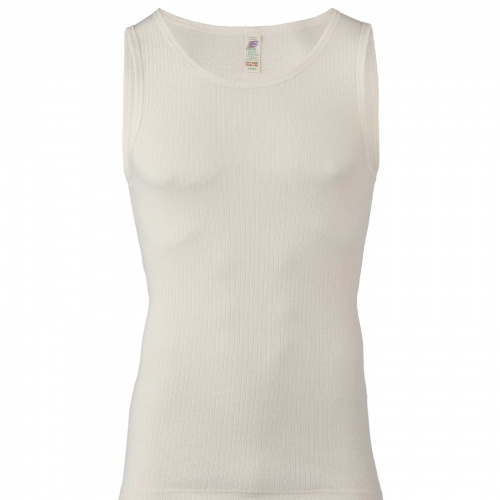 Men's Organic Cotton Sleeveless Vest