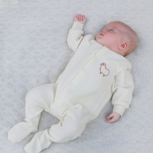 df57b7834 Reviews: Organic Merino Wool Pyjamas | Buy online for your baby ...