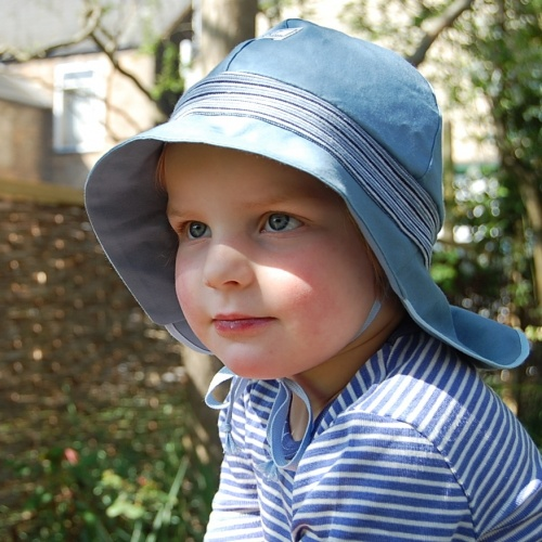 44a824d73d35a5 Children's Sun Hats with Natural UV Protection