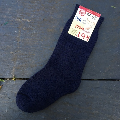 Soft and Cosy Terry Wool Socks