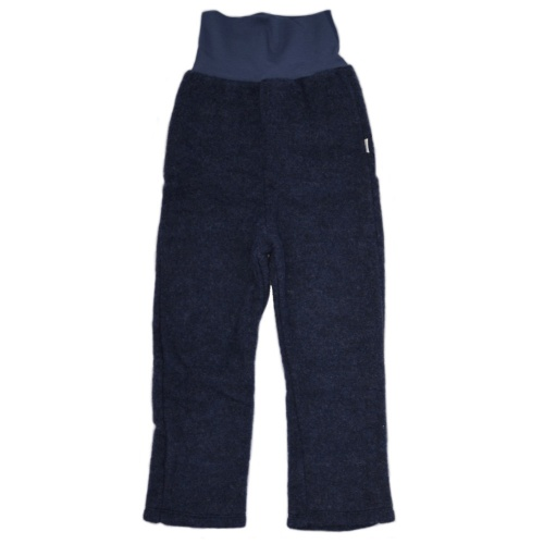 Wool Fleece Trousers
