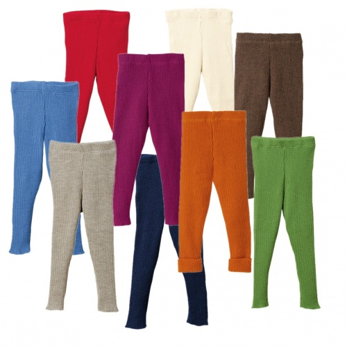 Merino Wool Leggings