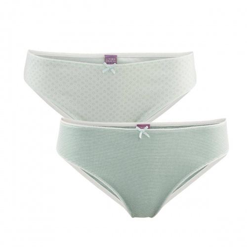 Reviews  2-Pack of Women s Mini Briefs in Organic Cotton ... e0e0d7790e