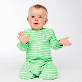 Terry Towelling BabyGrow in Pure Organic Cotton