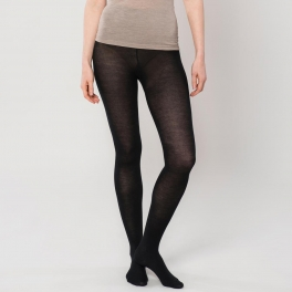 Women's Tights In Wool, Cotton and Silk
