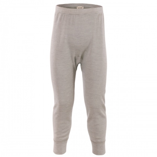 Extra-Soft Long-Johns in Organic Wool and Silk