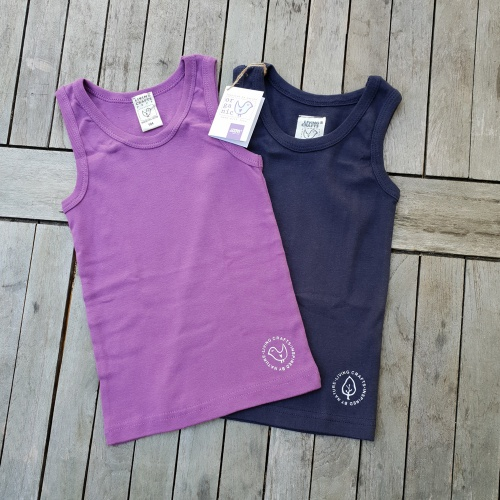 420ab6b4 Super Soft Organic Cotton Tank Top [8350] - £5.00 : Cambridge Baby ...