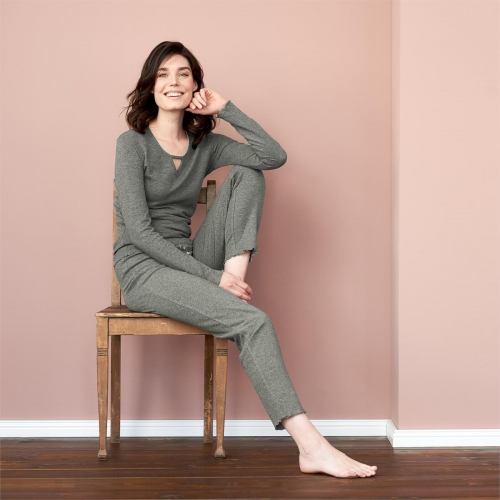 Women's Pyjamas in Soft Organic Cotton