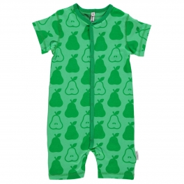 Printed Romper Suit in Organic Cotton