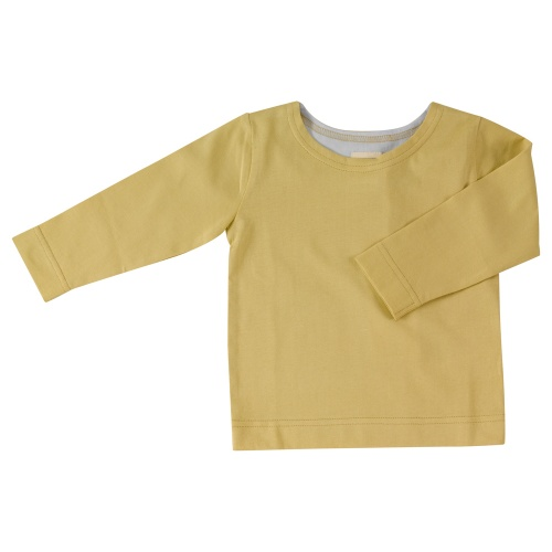 Simple Long Sleeved T-Shirt