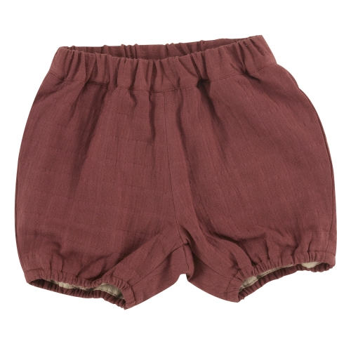 Fully Lined Organic Cotton Baby Bloomers