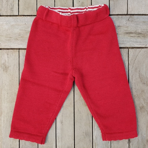 Soft Organic Cotton Baby Trousers