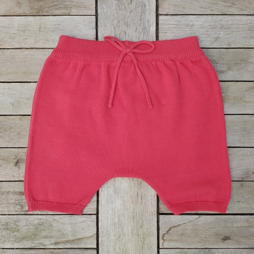 Soft Organic Cotton Baby Shorts