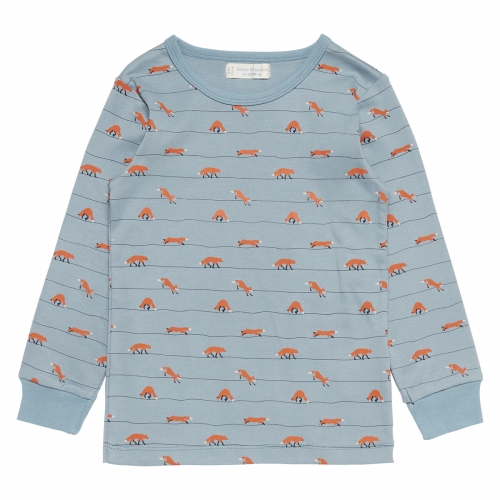 Children's Soft Organic Cotton Two Piece Pyjamas