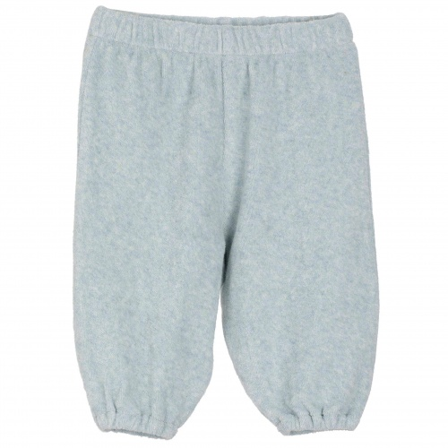 Soft Organic Cotton Terry Baby Pants