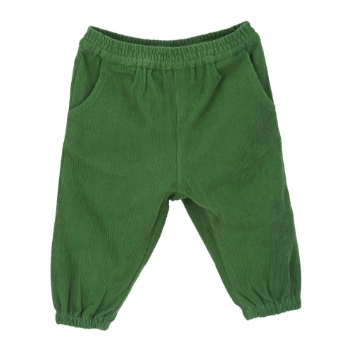 Organic Cotton Corduroy Baby Pants