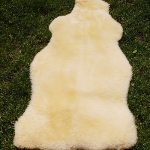 Soft and Springy Sheepskin