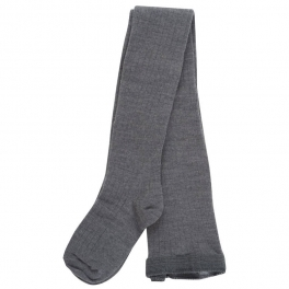 Ribbed Children's School Tights