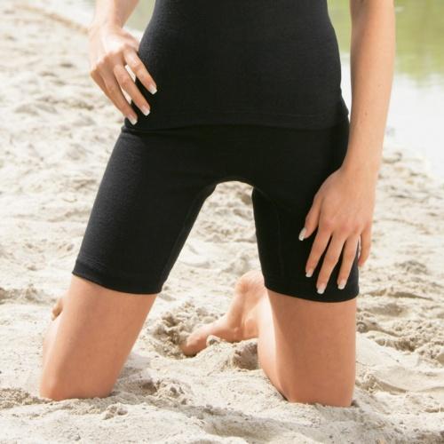Women S Underpants In Merino Wool And Silk Merino Wool