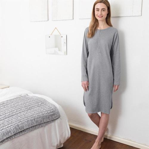 Unisex Soft Organic Cotton Night Shirt  5361  - £32.00   Cambridge ... 067160756